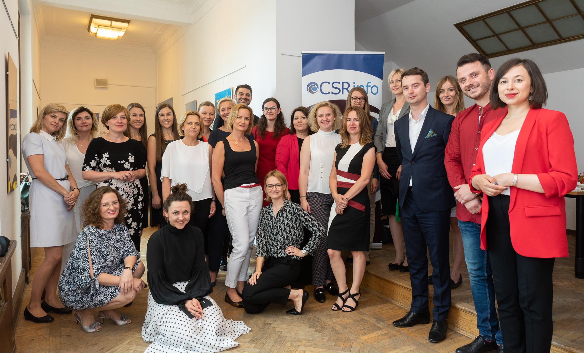 Czego nauczyli się studenci IV edycji studiów podyplomowych Manager CSR?