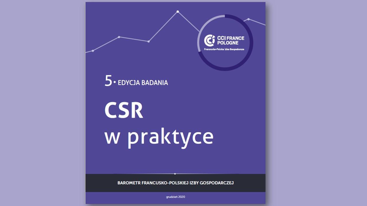 Barometr CSR 2020 – wyniki badania